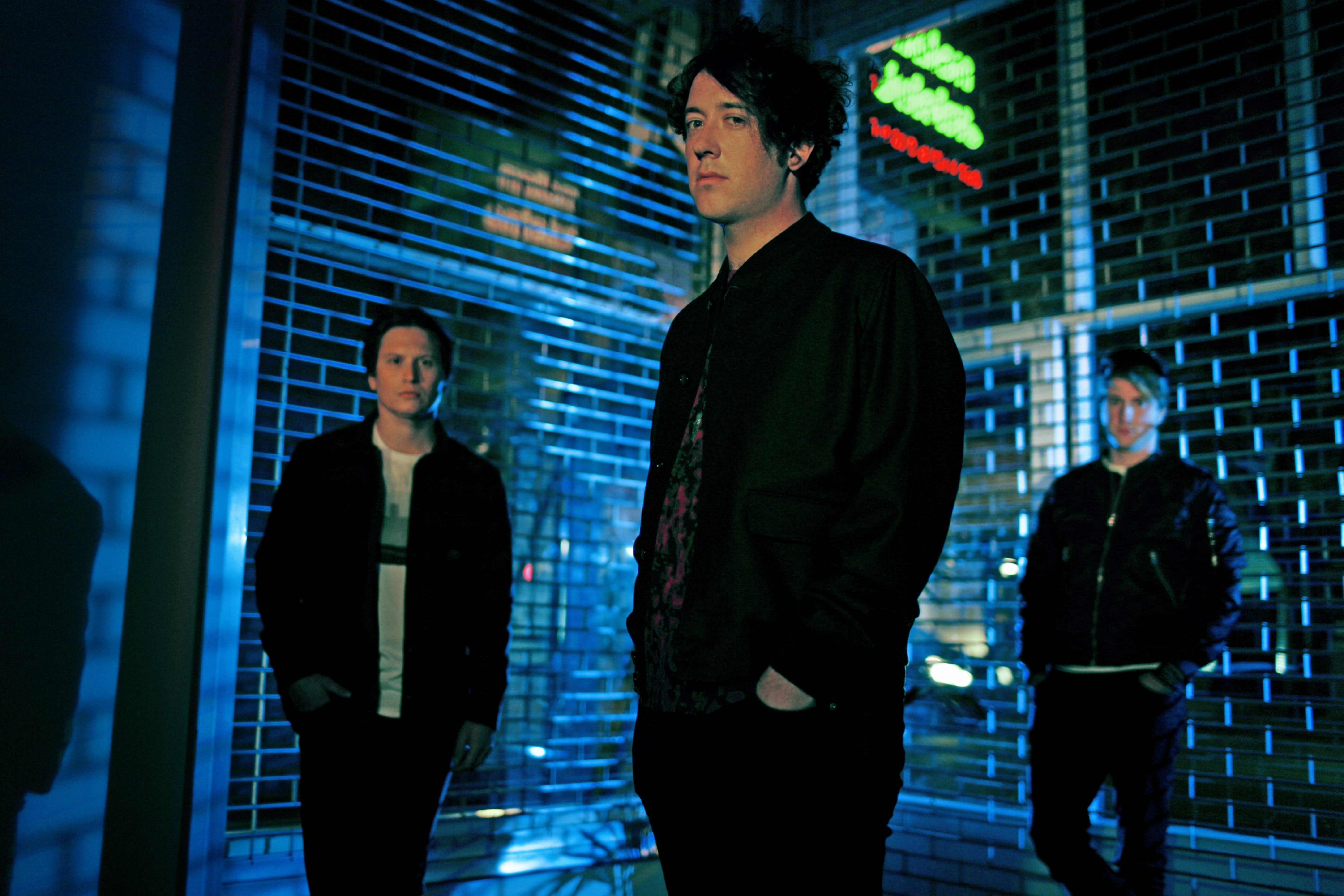 The Wombats will perform at 7 p.m. Monday in the Waiting Room on Delaware Avenue.