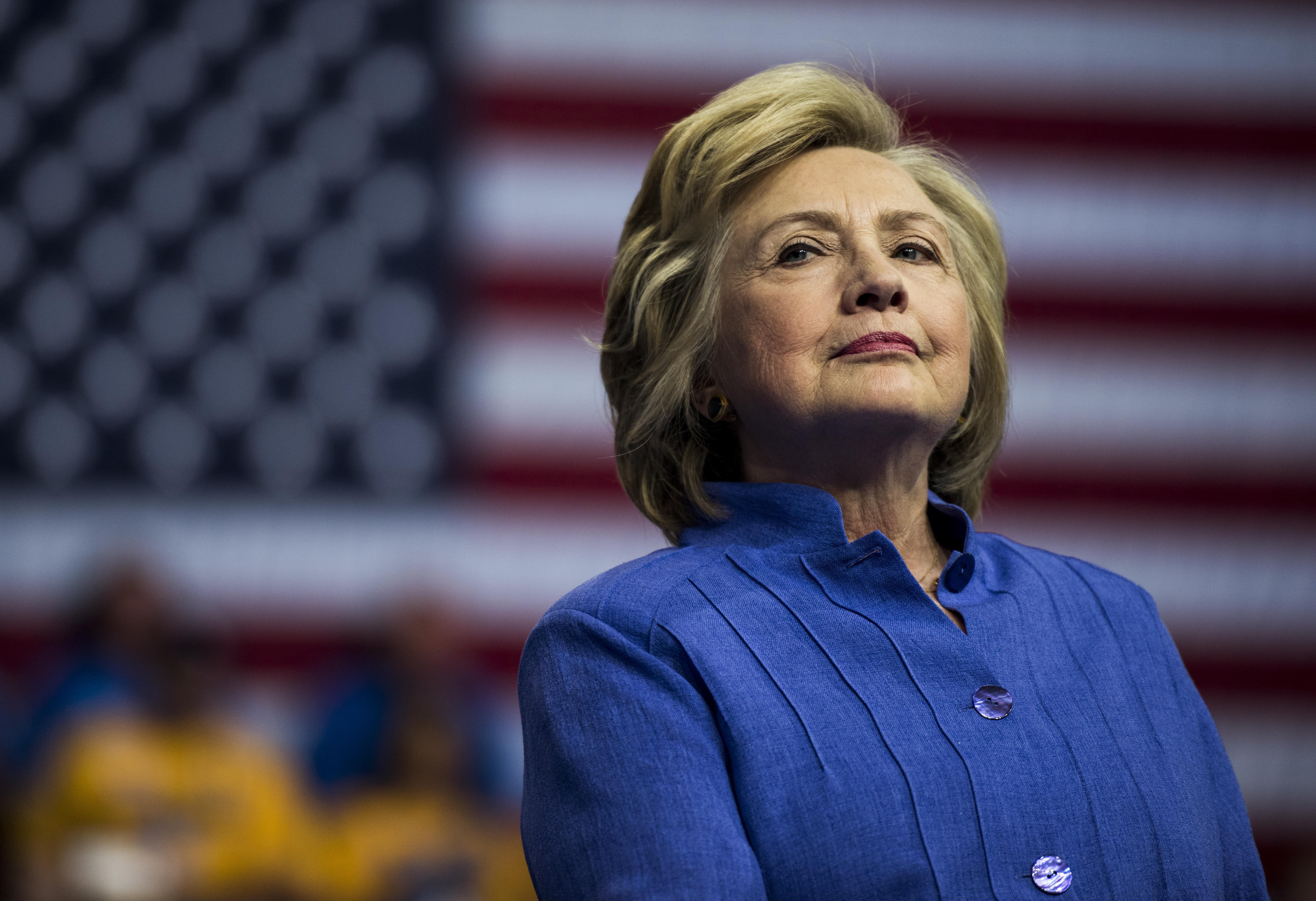 Democratic presidential nominee Hillary Clinton has outraised Donald Trump in Western New York. (Washington Post)
