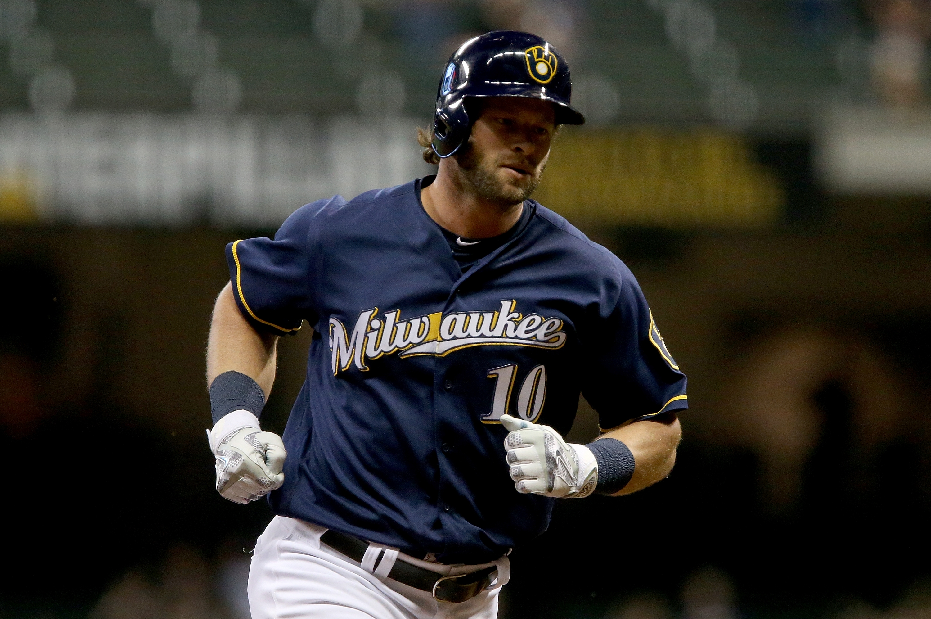 Ex-Bison Kirk Nieuwenhuis blasted his way into the rankings this week.