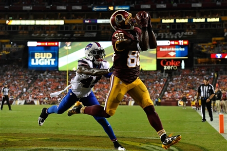Buffalo Bills vs. Washington Redskins