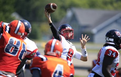 Football: ECC vs. Nassau Community College
