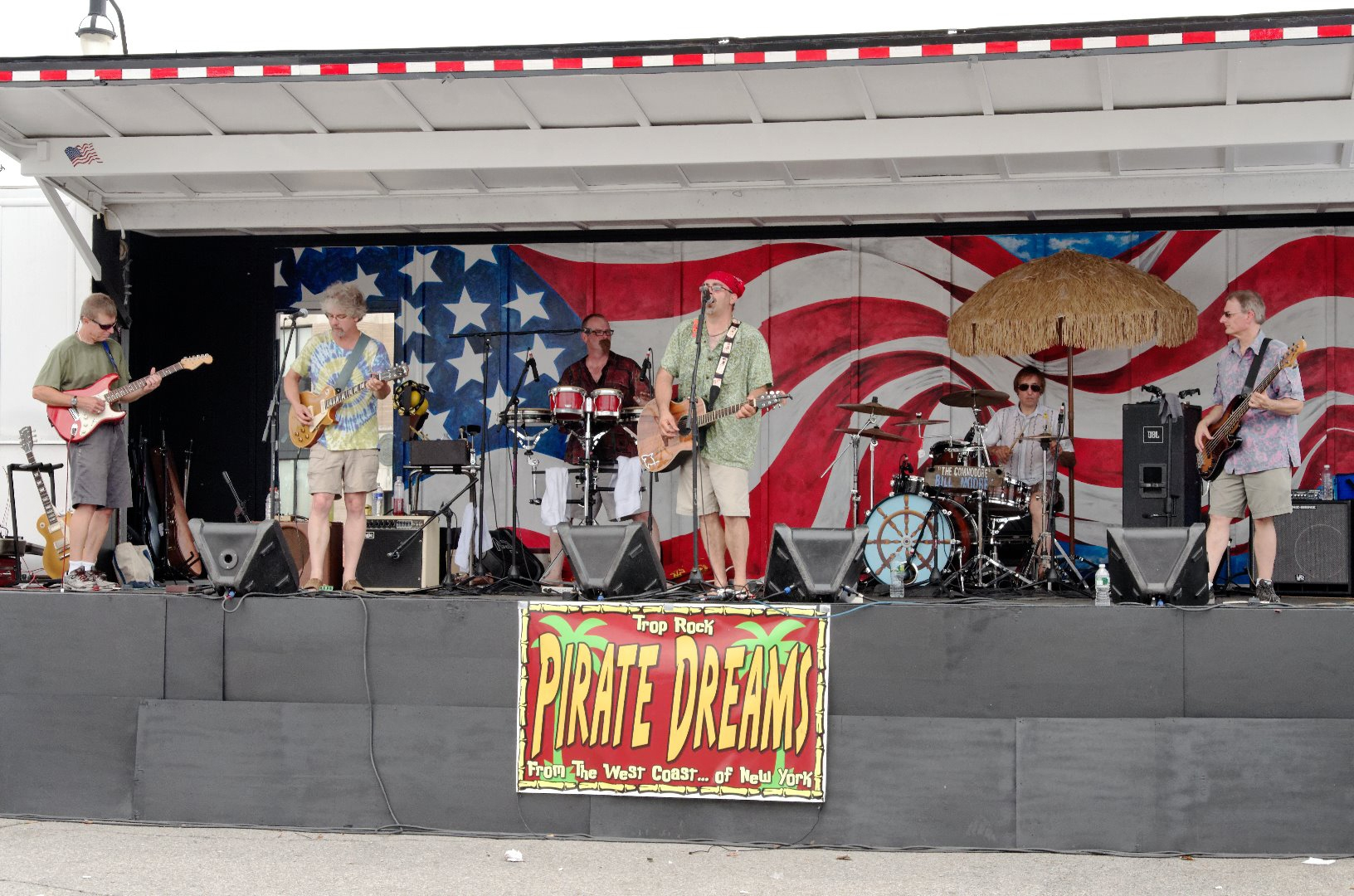 Jimmy Buffet tribute band Pirate Dreams will be one of the bands performing at Summerfest at Porter-on-the-Lake Town Park on Labor Day.