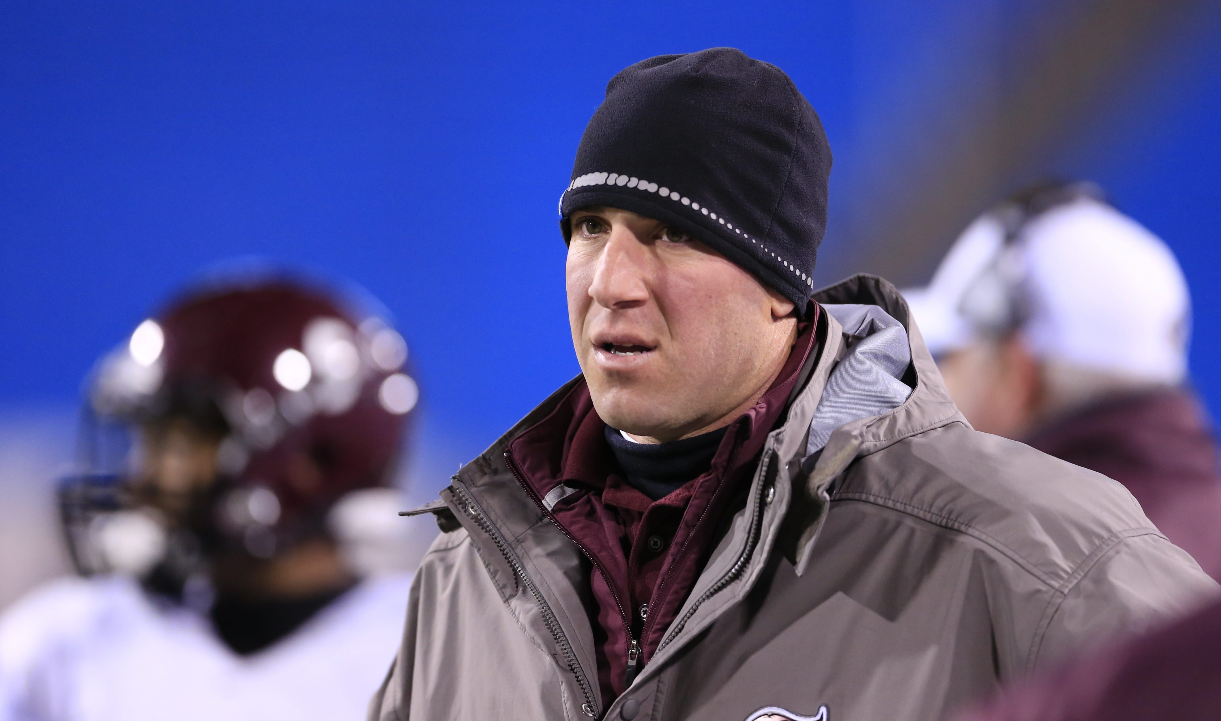 Derek Landri moves from the assistant's role to head coach at St. Joe's.   (Harry Scull Jr./Buffalo News)
