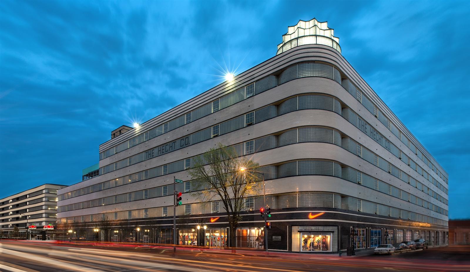 Hecht Warehouse is a development on New York Avenue, NE, in Washington, D.C. (Photo from Douglas Development)