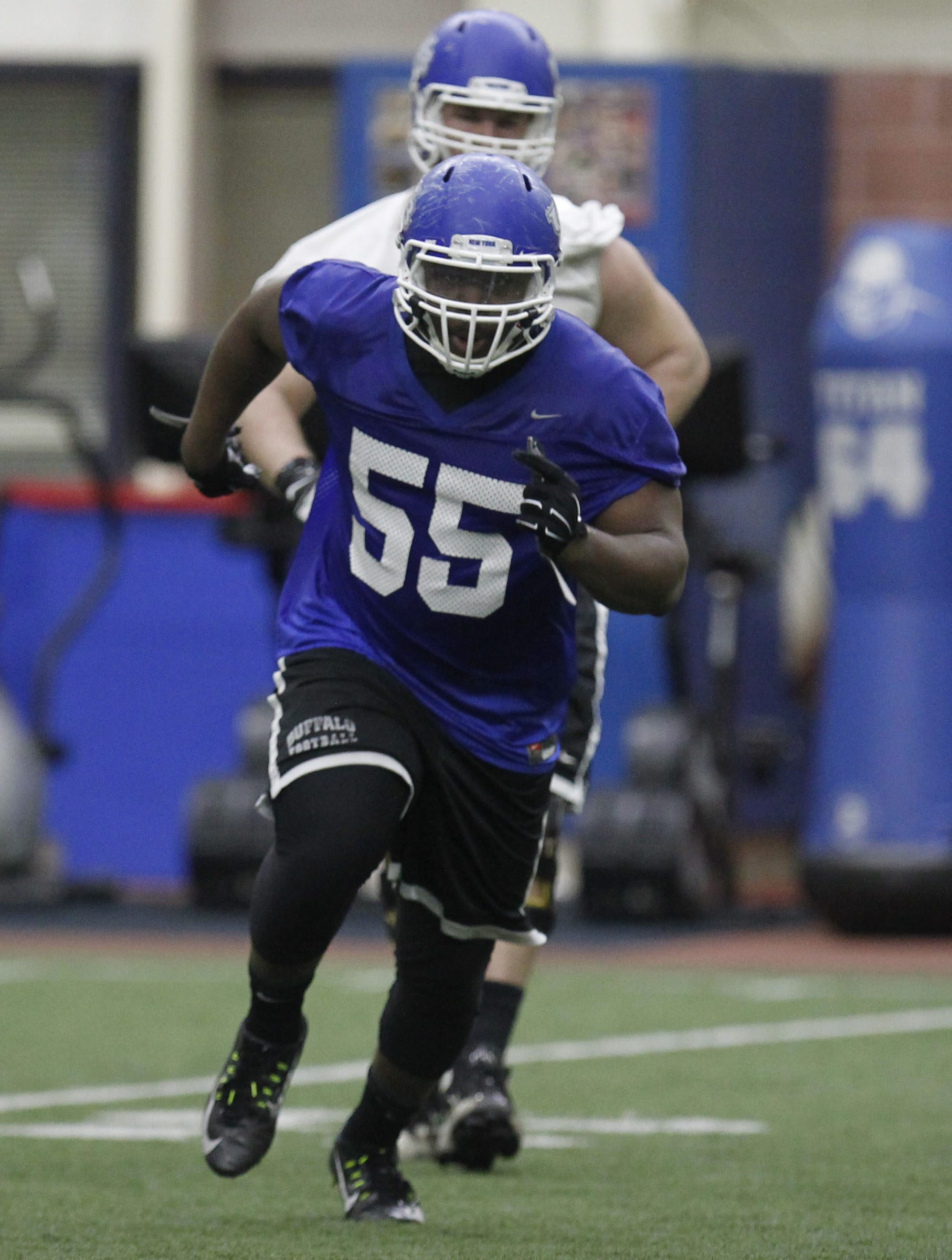 Brandon Crawford (Harry Scull Jr./Buffalo News)