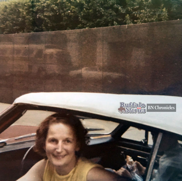 Do you know this woman? (Buffalo News archives)