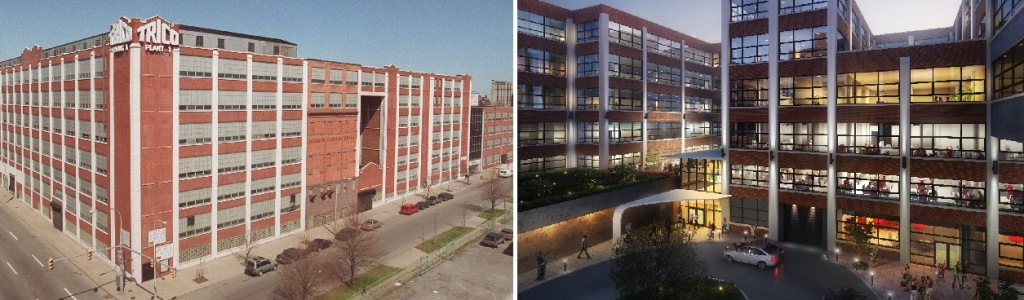 Trico's long-closed windshield wiper factory would be converted into a mix of apartments, retail and a new Buffalo Public culinary school.