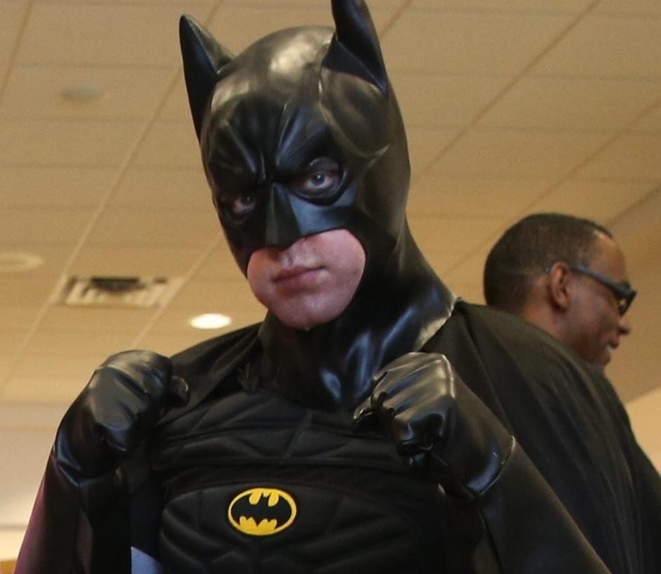 Celebrate National Batman Day with 'Buffalo's Best Batman' at Buffalo Comicon. (John Hickey/Buffalo News file photo)