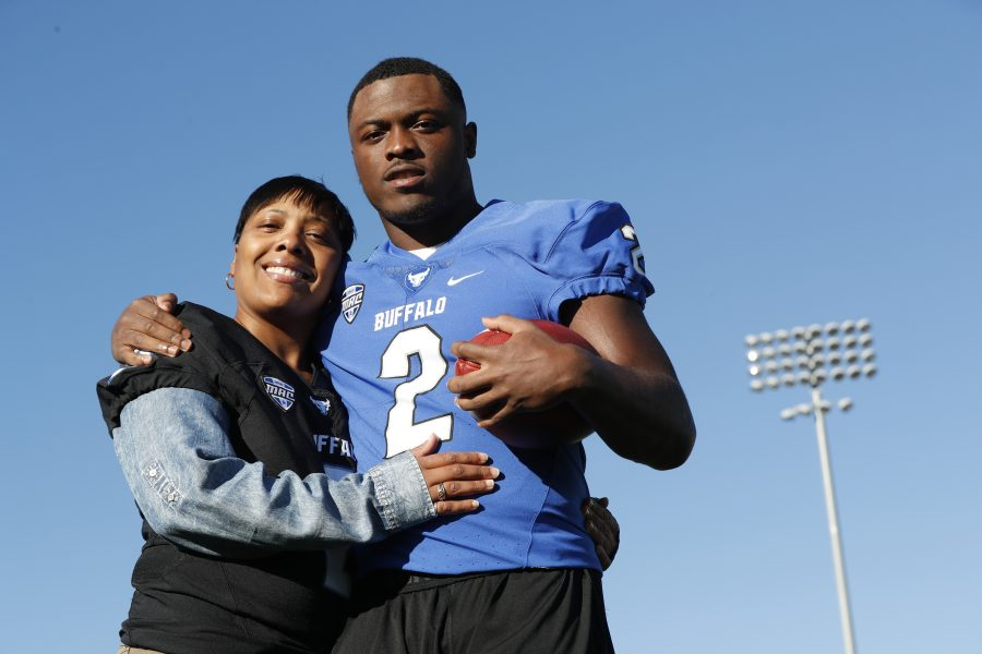 Faster starts, more touches for Jordan Johnson on UB agenda