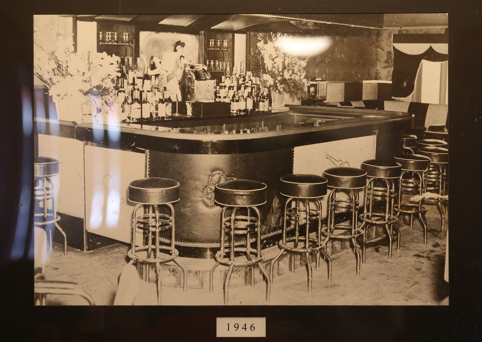 Duff's Famous Wings has an appreciation for its own history. (Sharon Cantillon/Buffalo News)