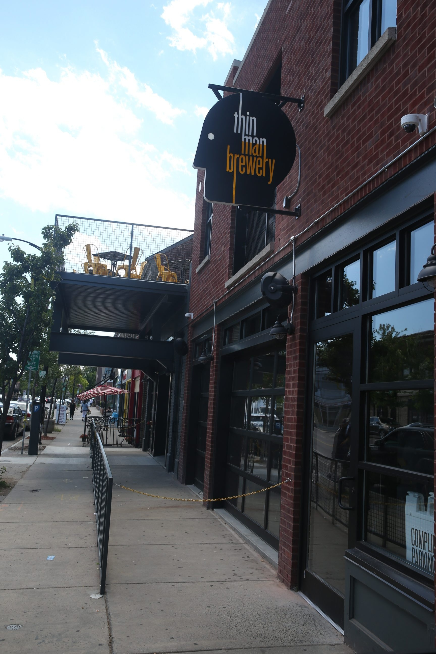Thin Man Brewing Co. on Elmwood Avenue will offer guest taps during Buffalo Beer Week.