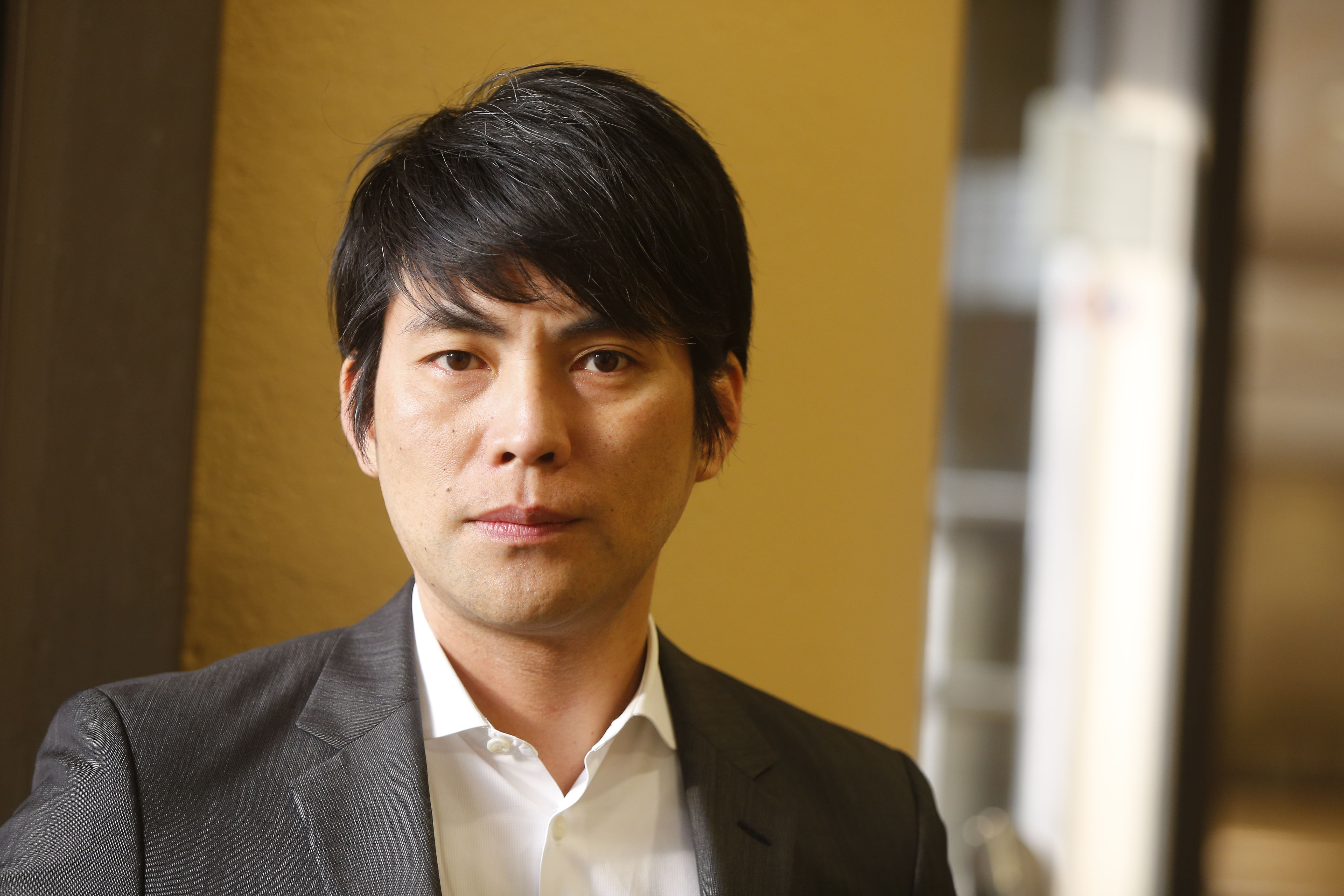 Architect Shohei Shigematsu, from the firm OMA, wants to integrate the Albright-Knox Art Gallery with Delaware Park.