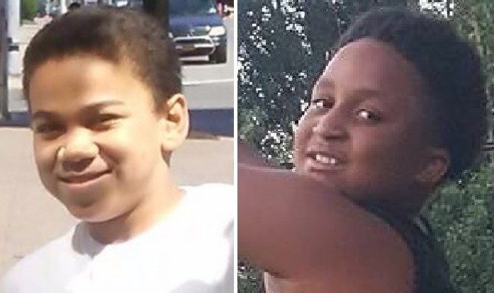 Buffalo's child gunshot victims: Juan Macho Rodriguez, 11, left, and Donnell Bibbes, both shot in the head.