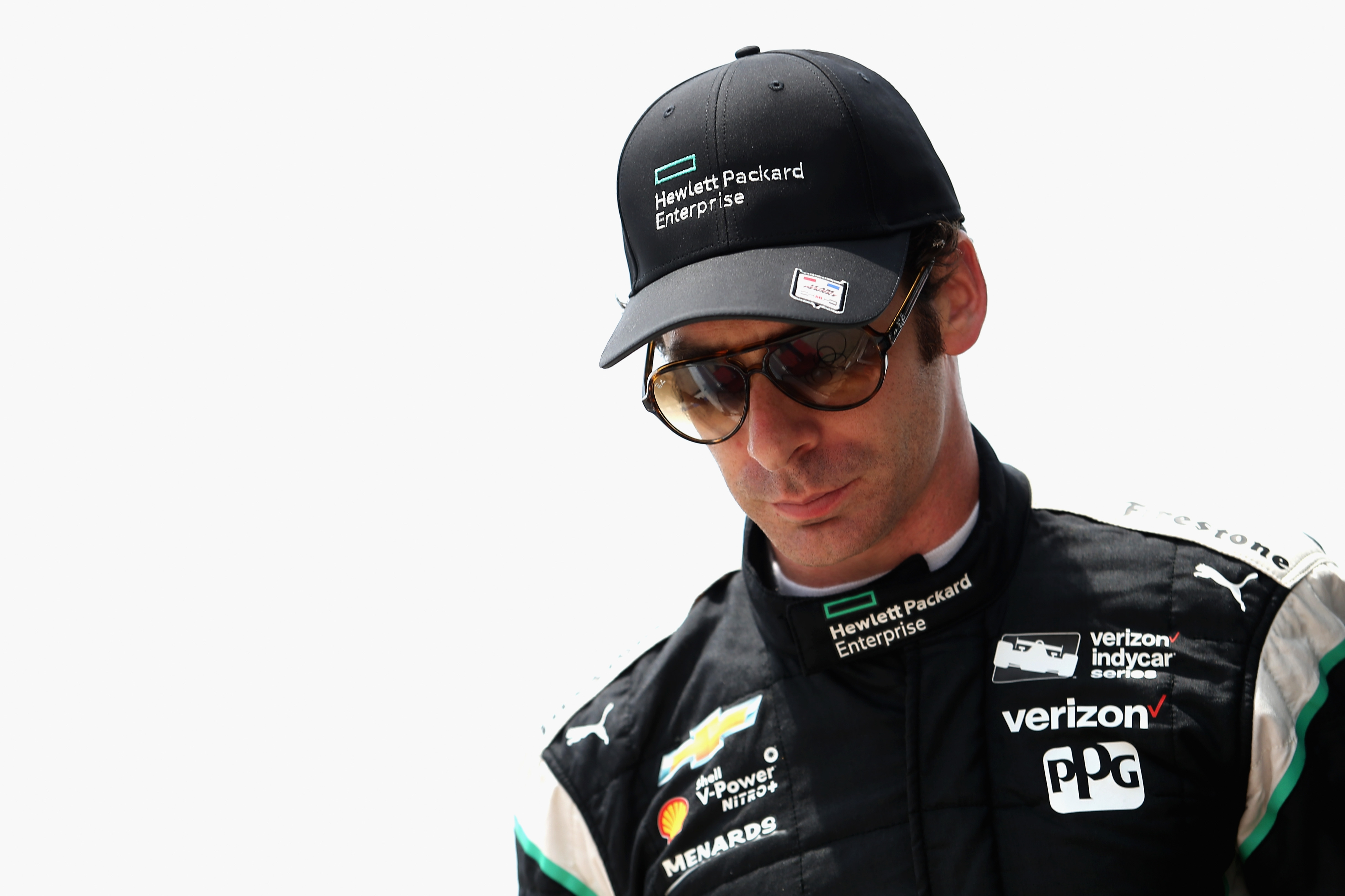 Simon Pagenaud of France, the IndyCar points leader, is ready to tackle Watkins Glen for the first time this weekend.