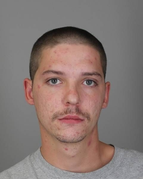 Christopher T. McNett, 28, of Grand Island, faces a number of charges, including felony driving while intoxicated. (City of Tonawanda police)