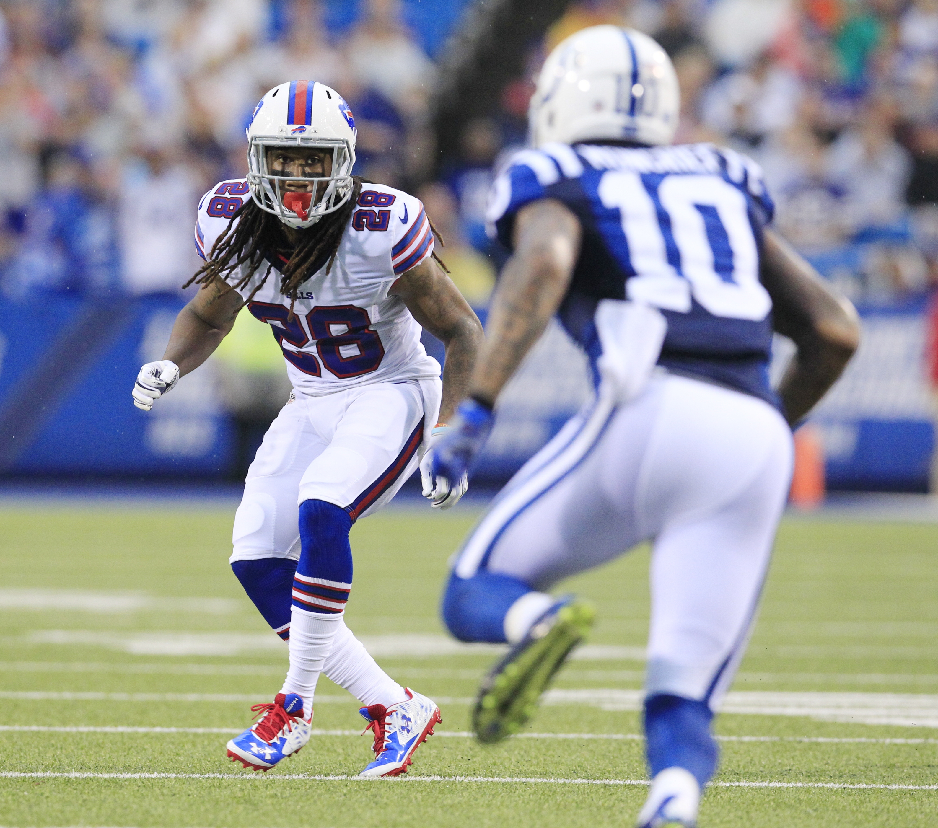 The defensive backfield, with Ronald Darby at cornerback, remains a strength for the Bills.