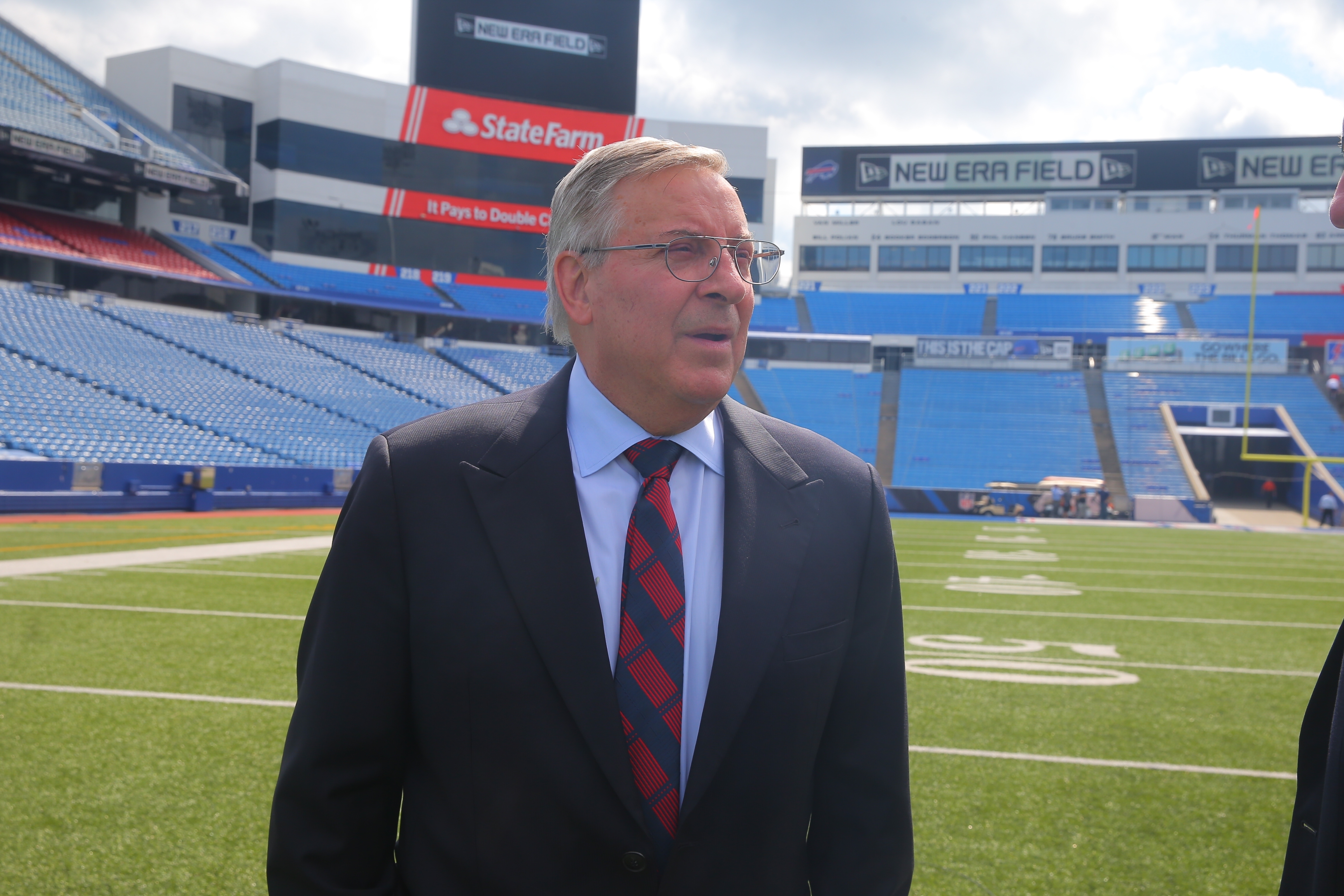 Buffalo Bills owner Terry Pegula. (John Hickey/Buffalo News)