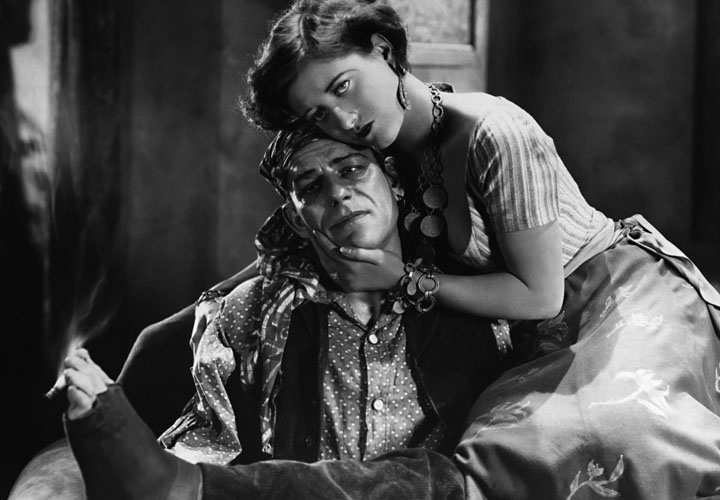 "Lon Chaney Jr. and Joan Crawford star in ""The Unknown,"" which will be shown at the Western New York Movie Expo."
