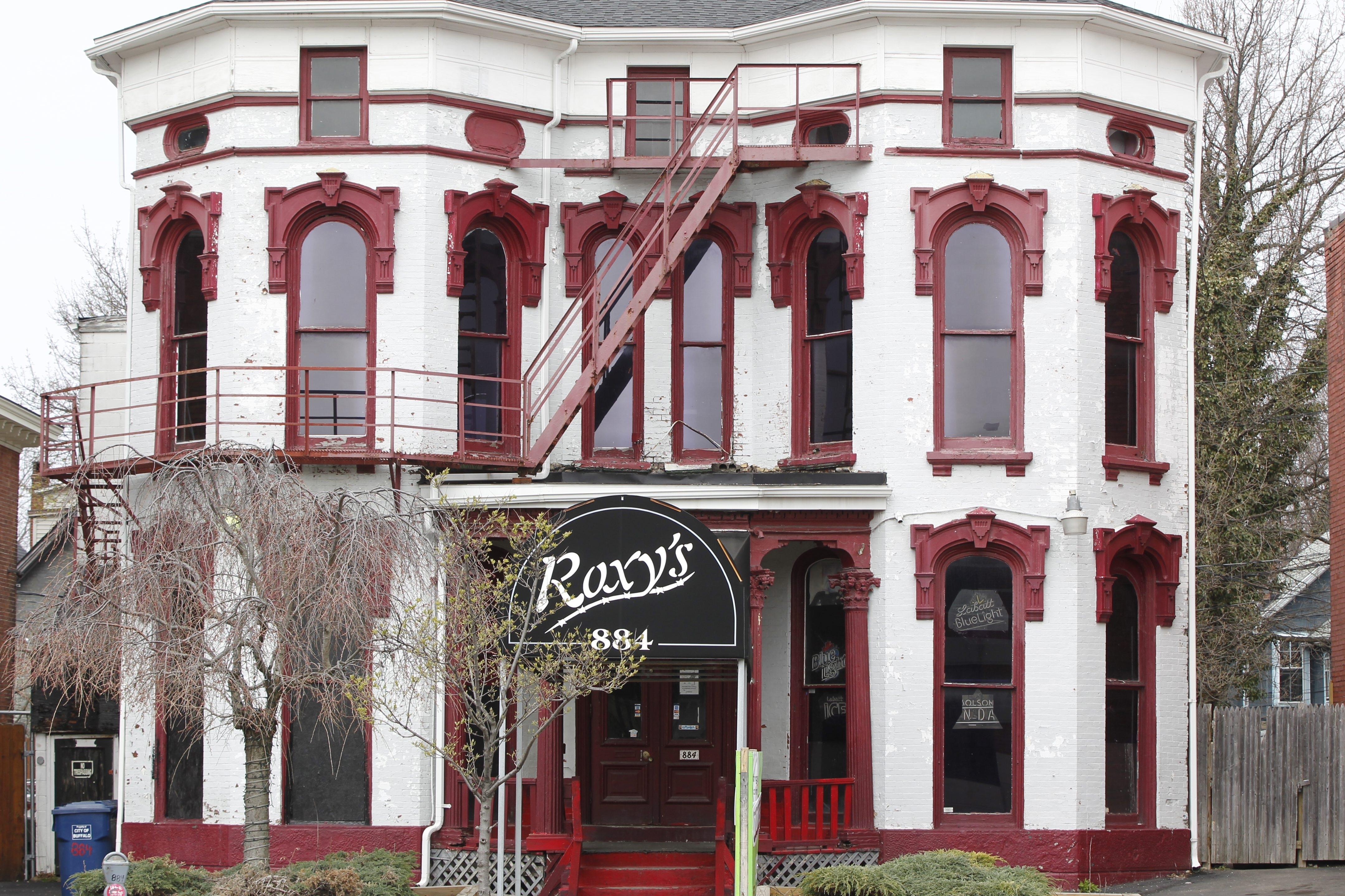 The new owner of the former Roxy's nightclub on Main Street wants to take advantage of the building's location near the Buffalo Niagara Medical Campus.