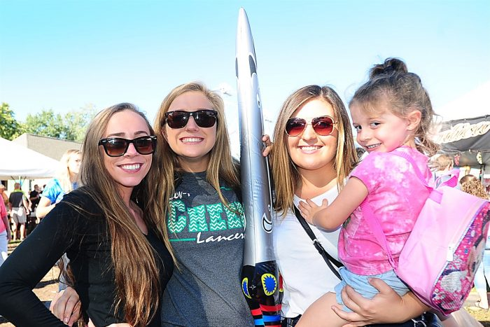 Gallery: Smiles at Lewiston Peach Festival