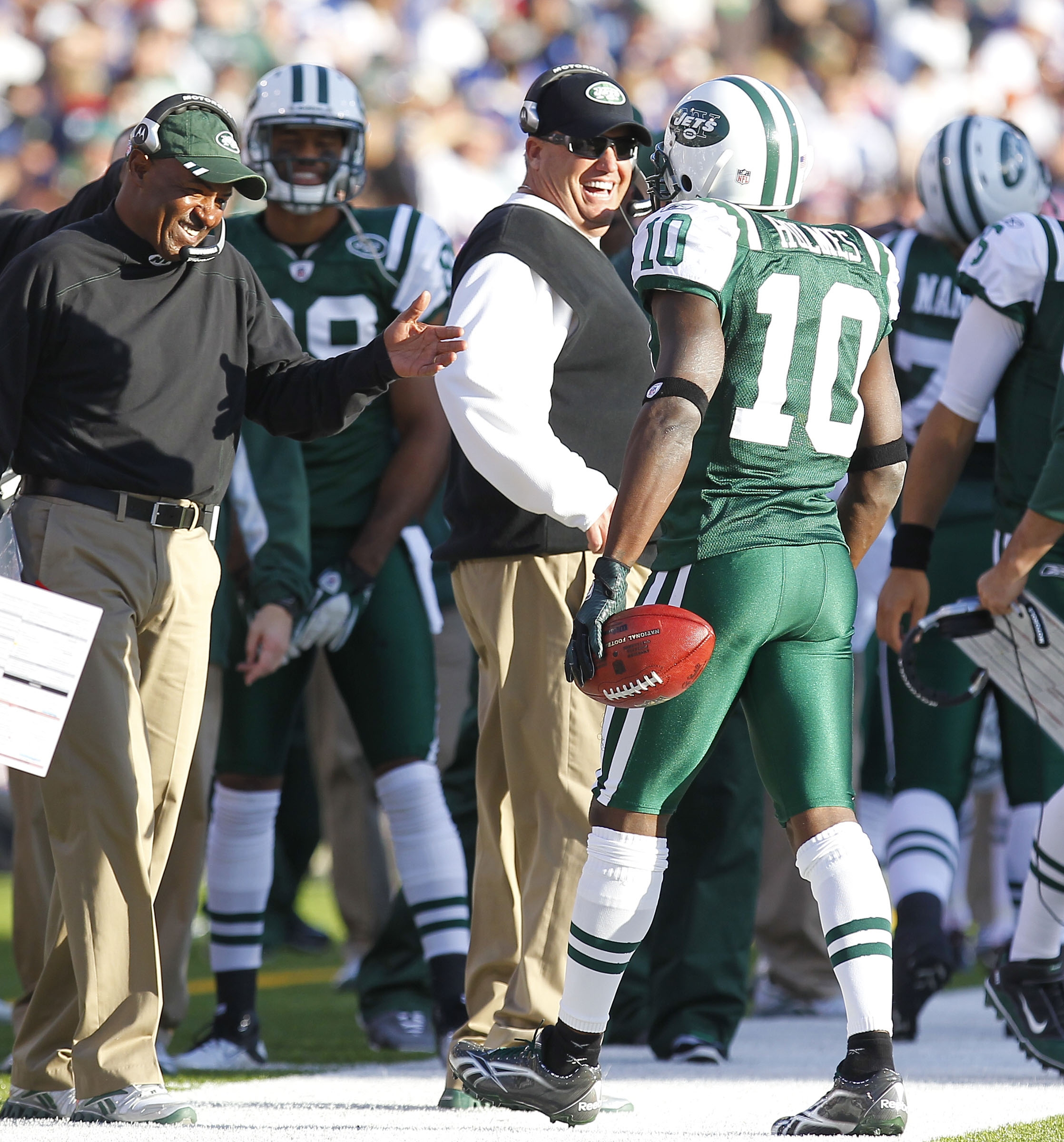 Rex Ryan and the Jets had the last laugh on Nov. 6, 2011, a 27-11 New York victory that sent the Bills into a spiral from which they have yet to recover.