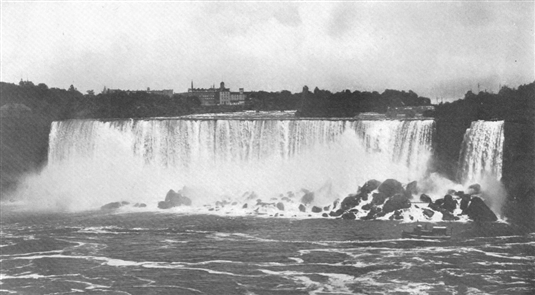 Niagara Falls: Then and Now