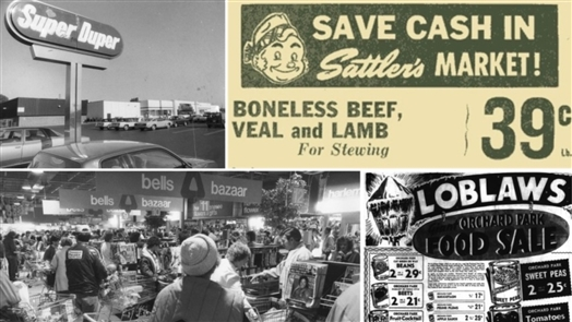 Grocery stores of Buffalo's past