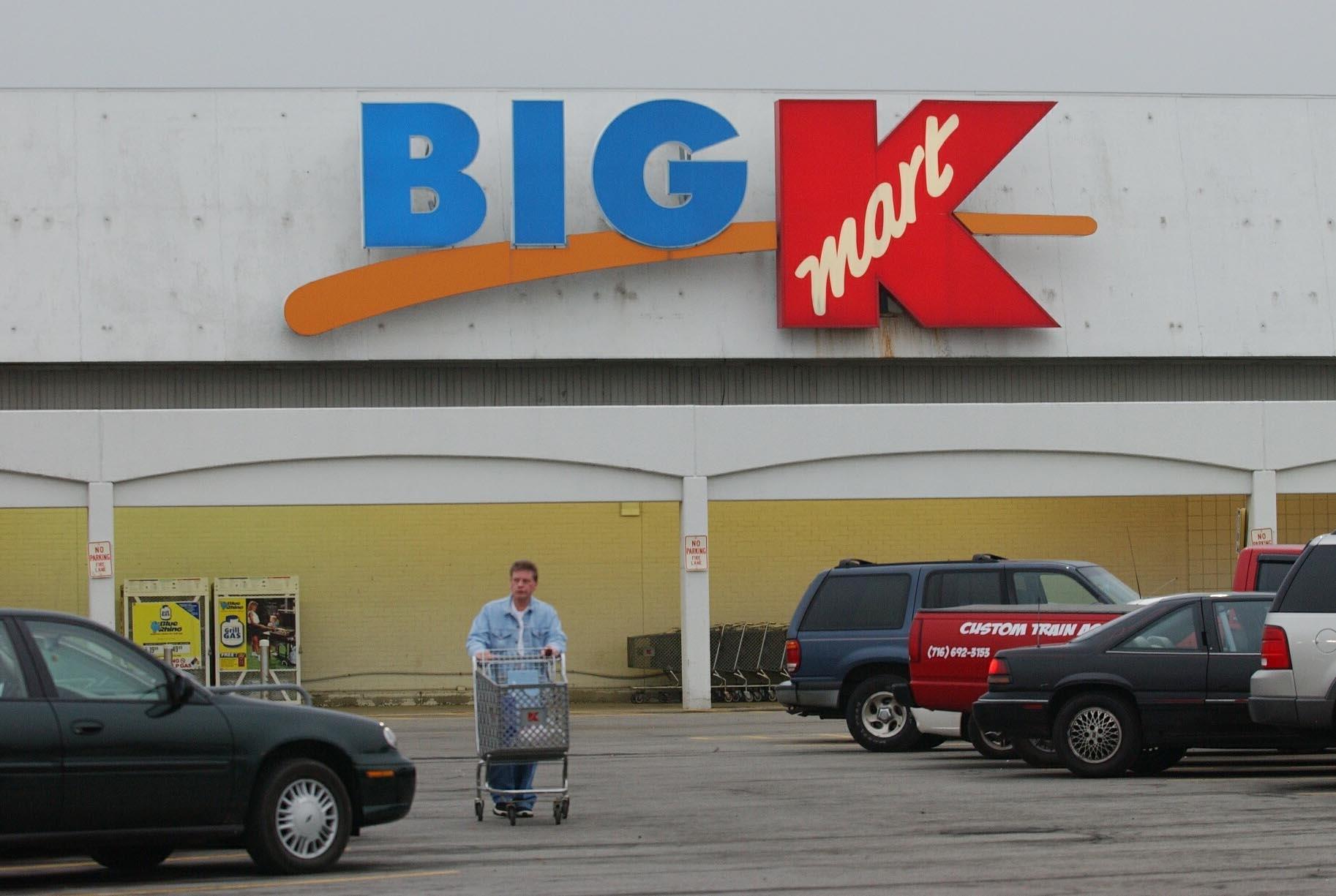 KMart at 2055 Walden Ave., Cheek- towaga, is among 64 closing in U.S.