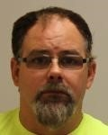 Nathaniel R. Daly, 40, of Madison, Ohio, is accused of displaying a weapon during a road rage incident.  (State Police)