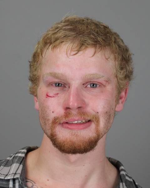 Sean Trefethen, 23, of Breckenridge Street, Buffalo, faces a felony weapons possession charge. (City of Tonawanda police)