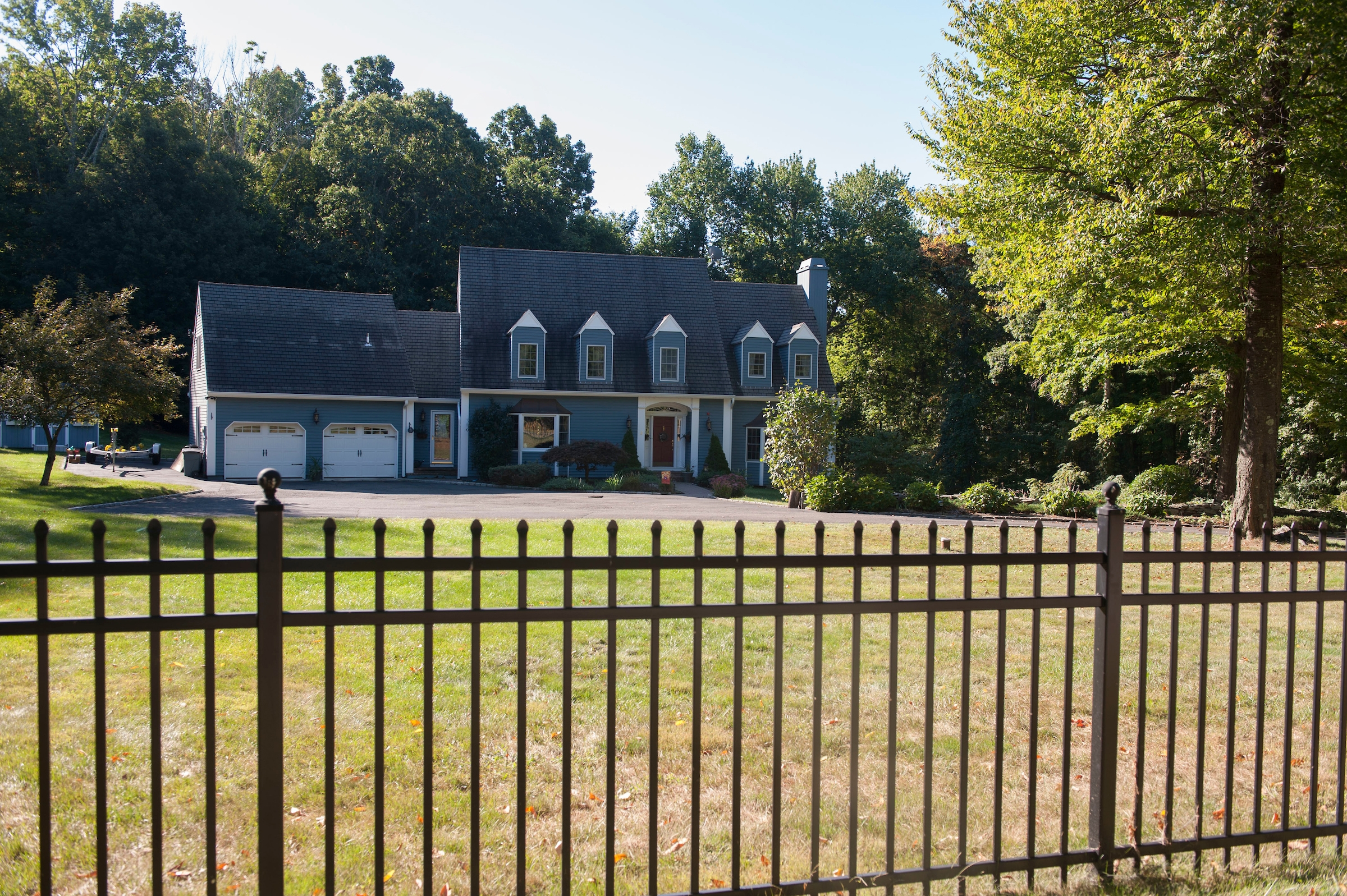 Home of Lisa Toscano-Percoco and her husband Joe Percoco,  Thursday Sept. 22, 2016 in South Salem N.Y. . Joe Percoco a former close aide to N.Y. Gov. Andrew Cuomo is being charged Thursday with bribery , corruption and fraud in connection to awarding contracts in up-state N.Y.  .   (Photo/Douglas Healey).