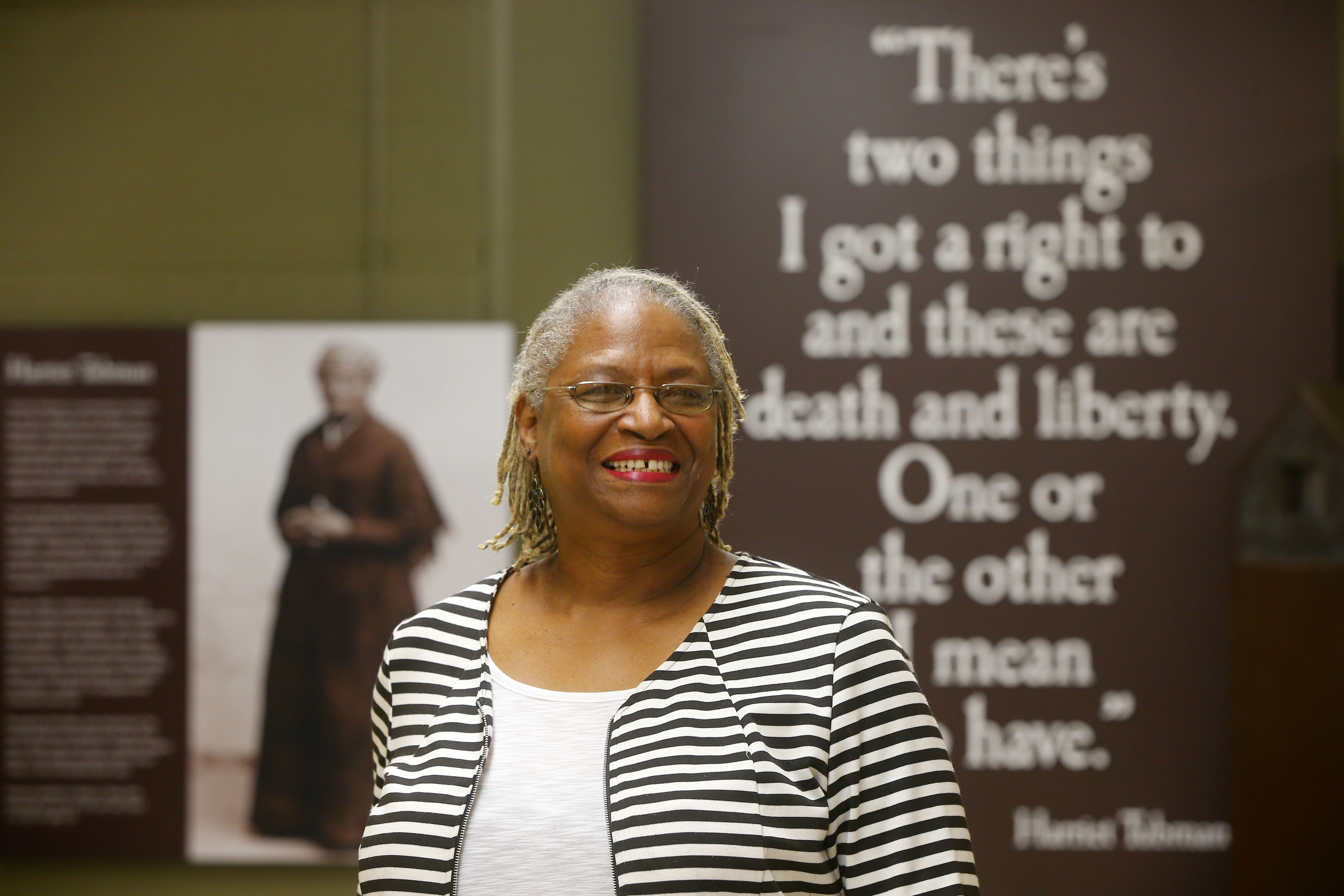 Denise Easterling's dream for more than 20 years is close to reality with the Underground Railroad Heritage Museum set to open next year in Niagara Falls.