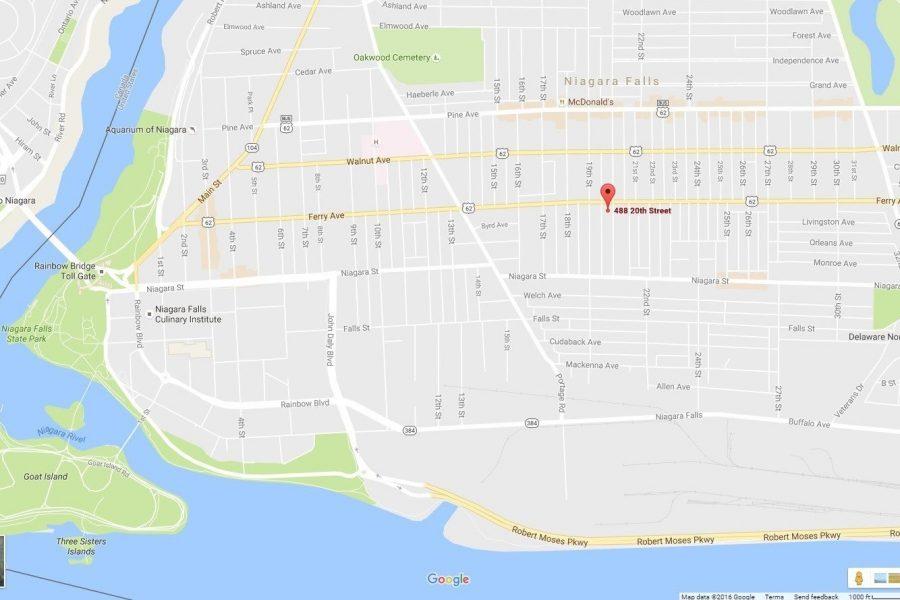 Man shot by Niagara Falls officer had weapon, drugs, police say