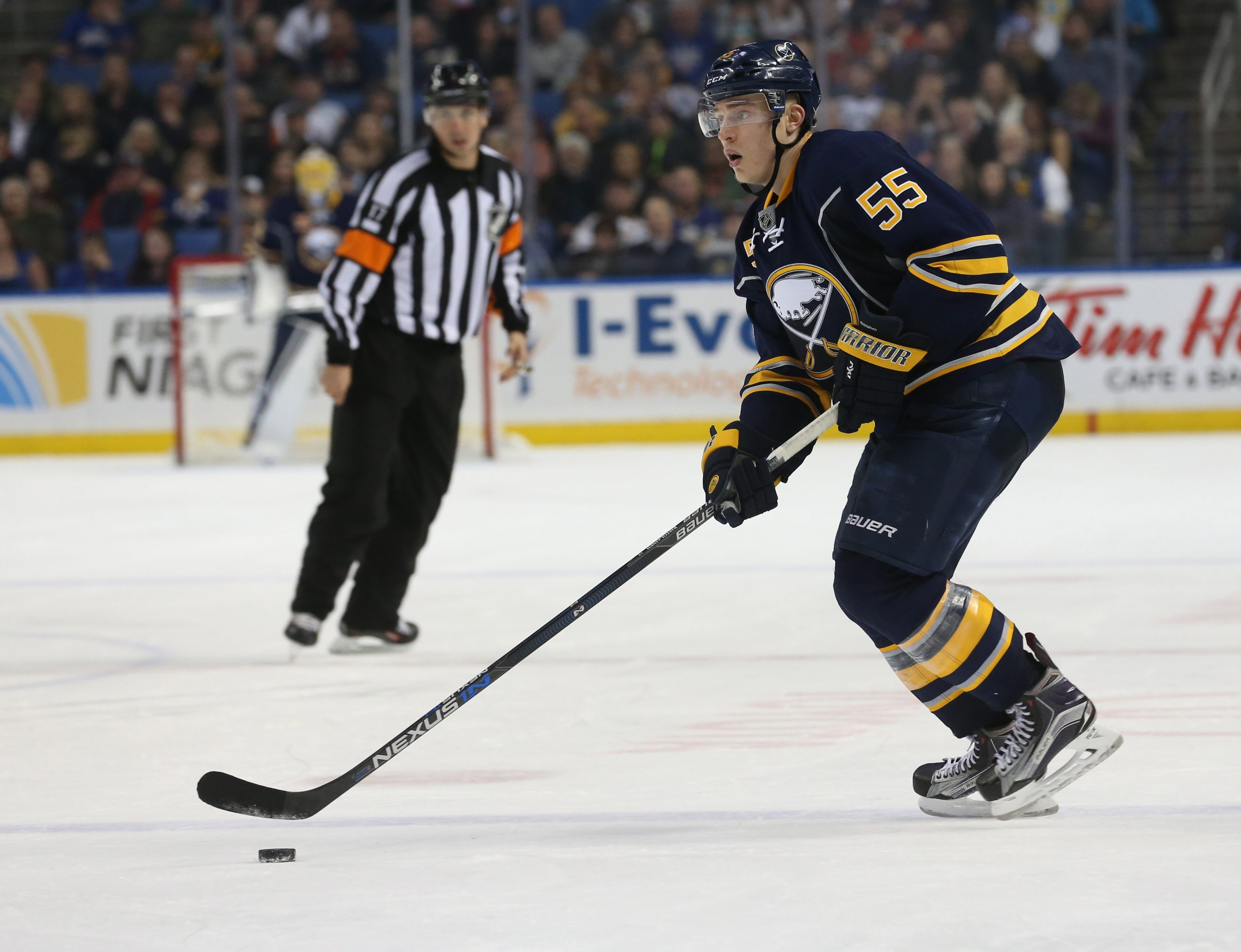 Rasmus Ristolainen is third on the Sabres in salary and No. 33 among NHL defensemen.