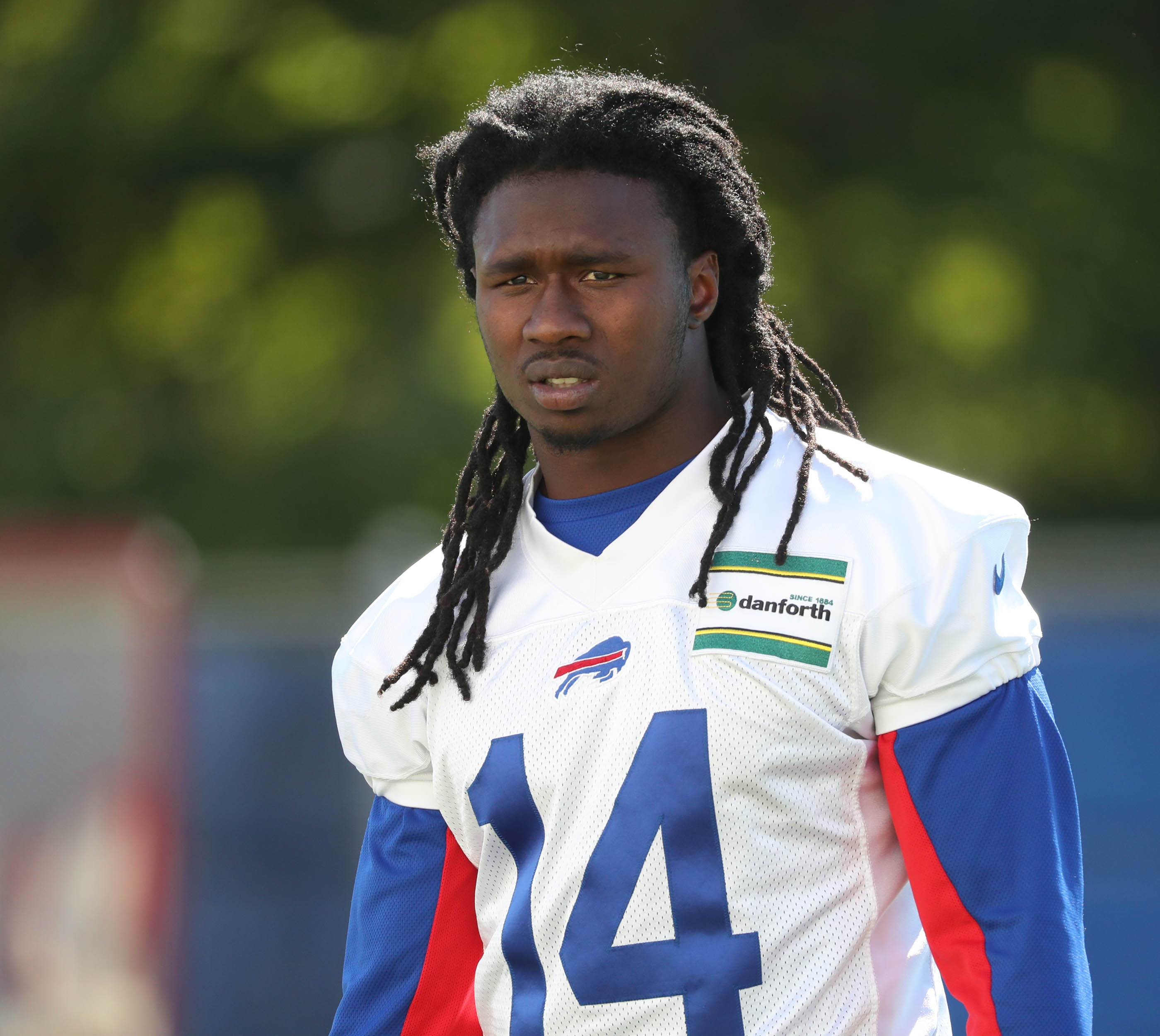 Sammy Watkins during a practice he sat out last week.