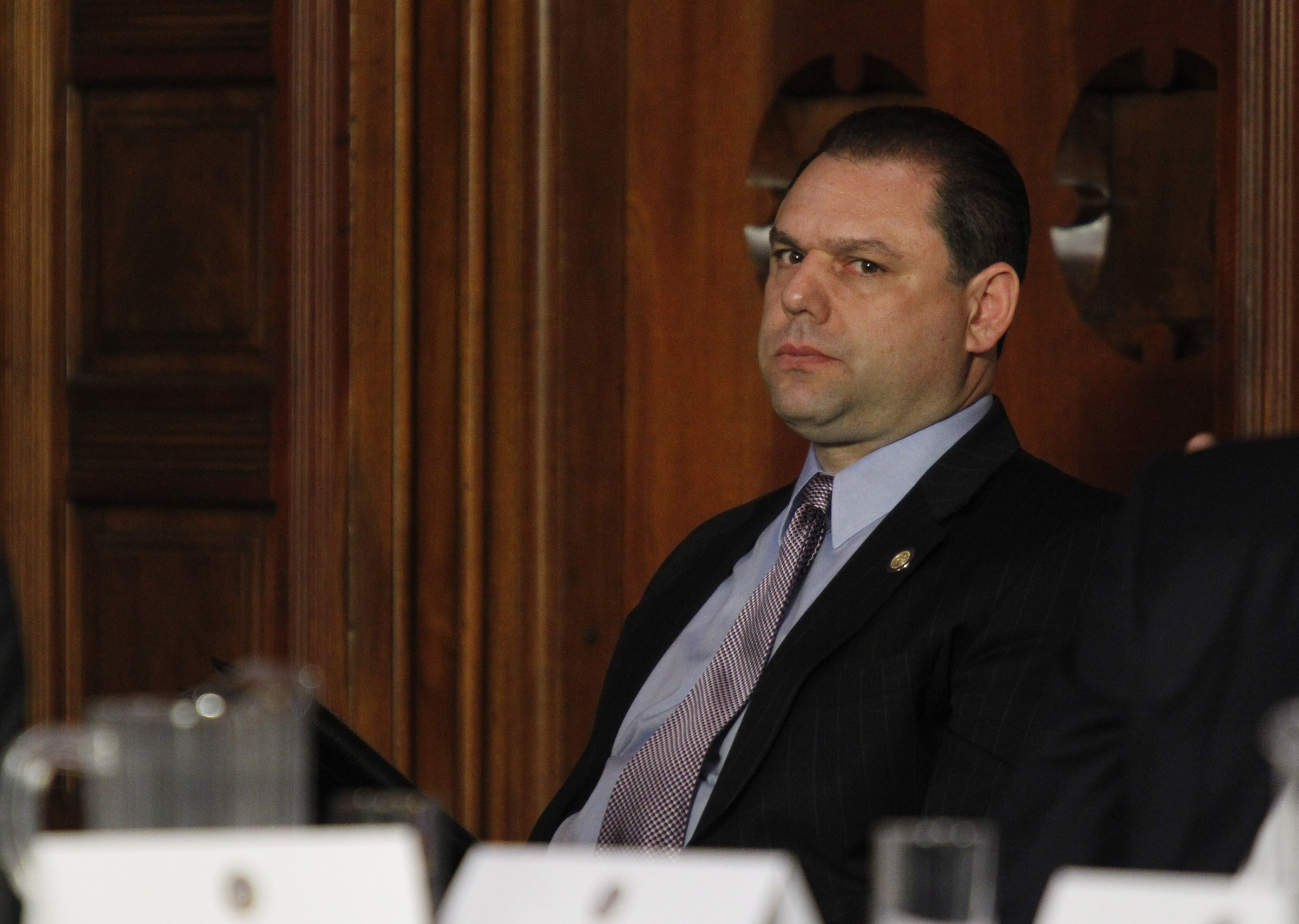 Joseph Percoco, a former top aide to Gov. Andrew Cuomo. (Harry Scull Jr./News file photo)