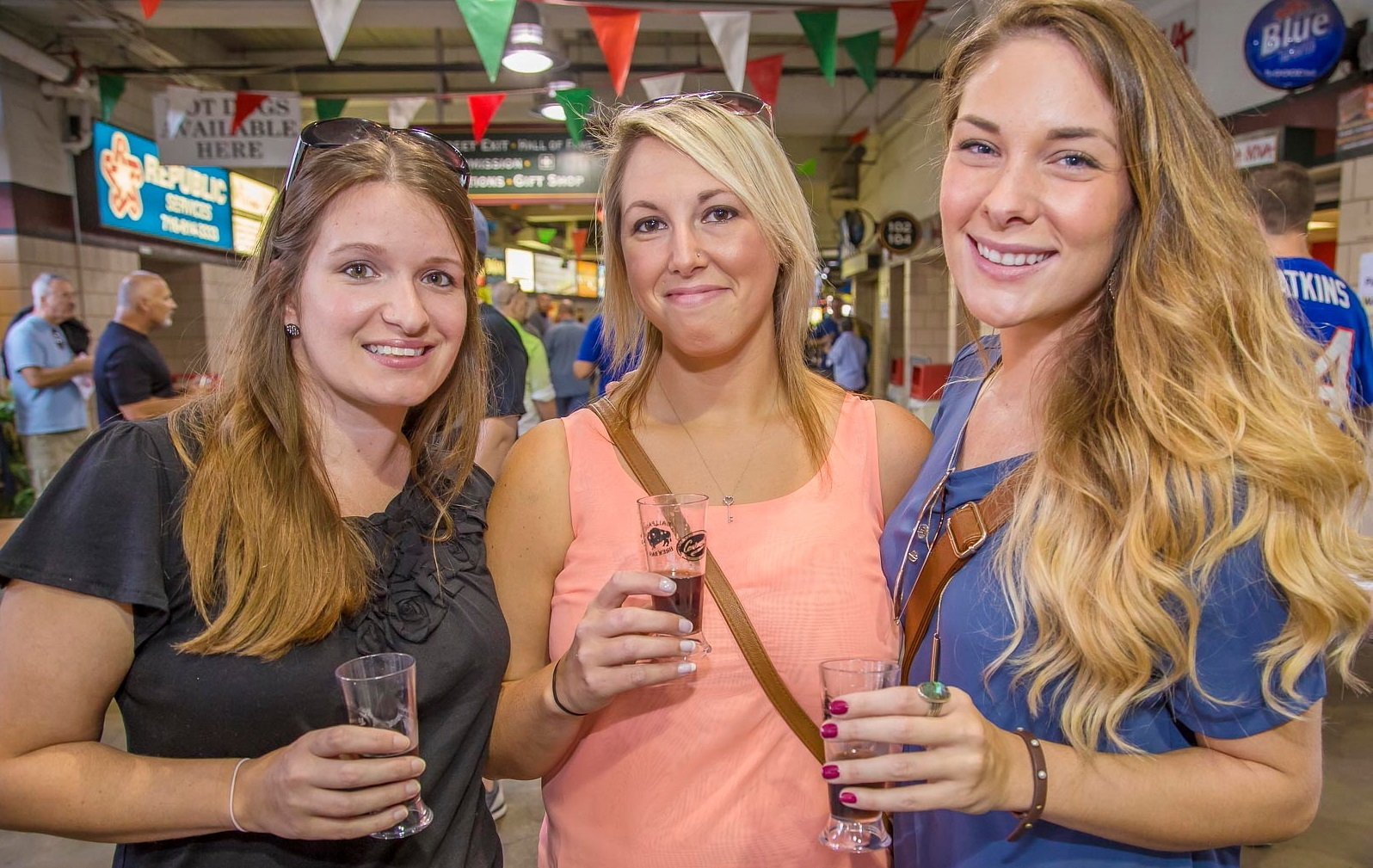 The Ballpark Brew Bash is one of many events happening during Buffalo Beer Week. (Don Nieman/Special to The News)