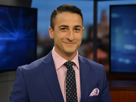 Channel 2's Jonah Javad defended his controversial commentary on Stephon Gilmore. (WGRZ)