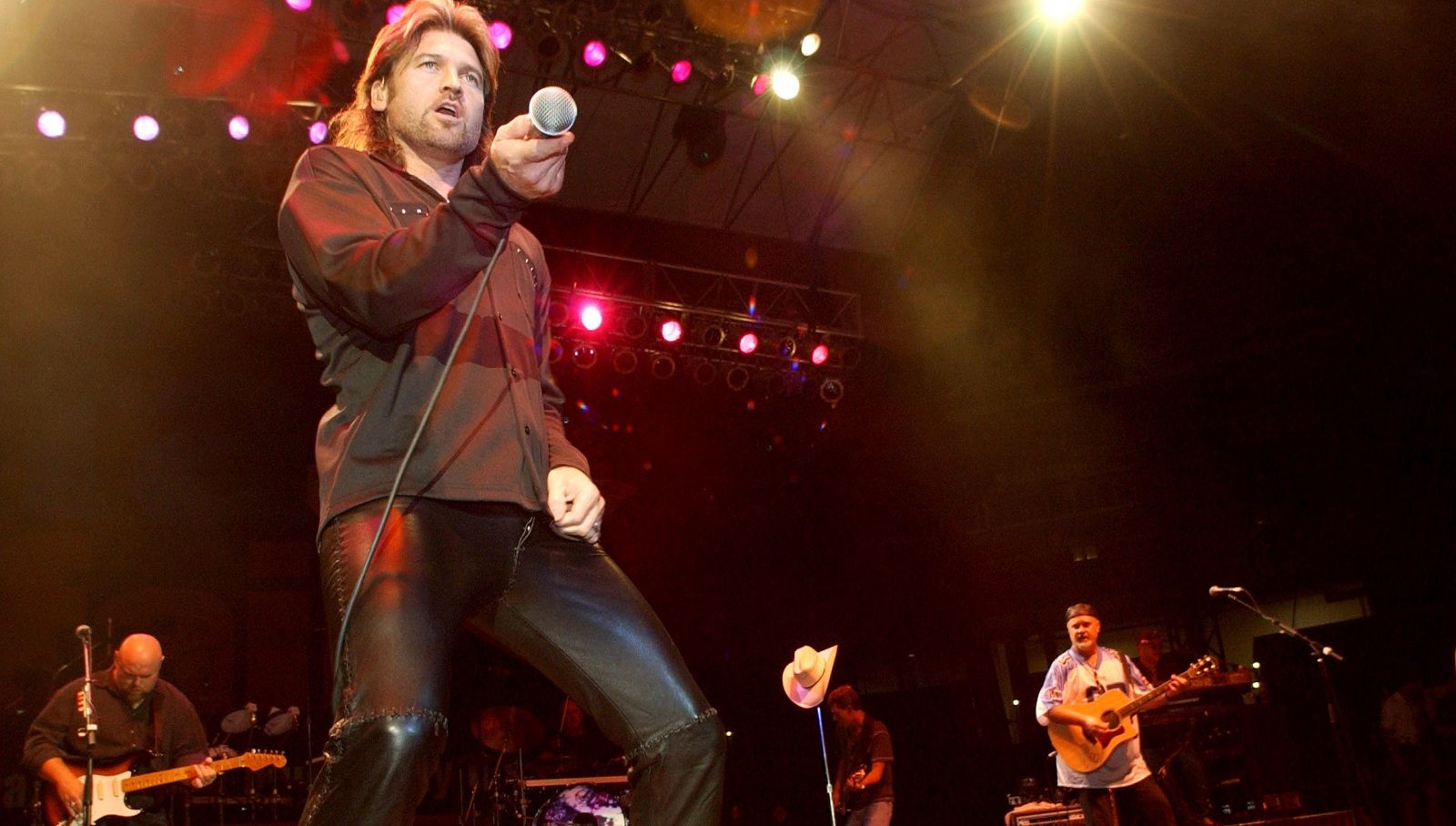 Billy Ray Cyrus qualifies as a one-hit wonder musician. See who else Jeff Miers slots in that category. (Getty Images)