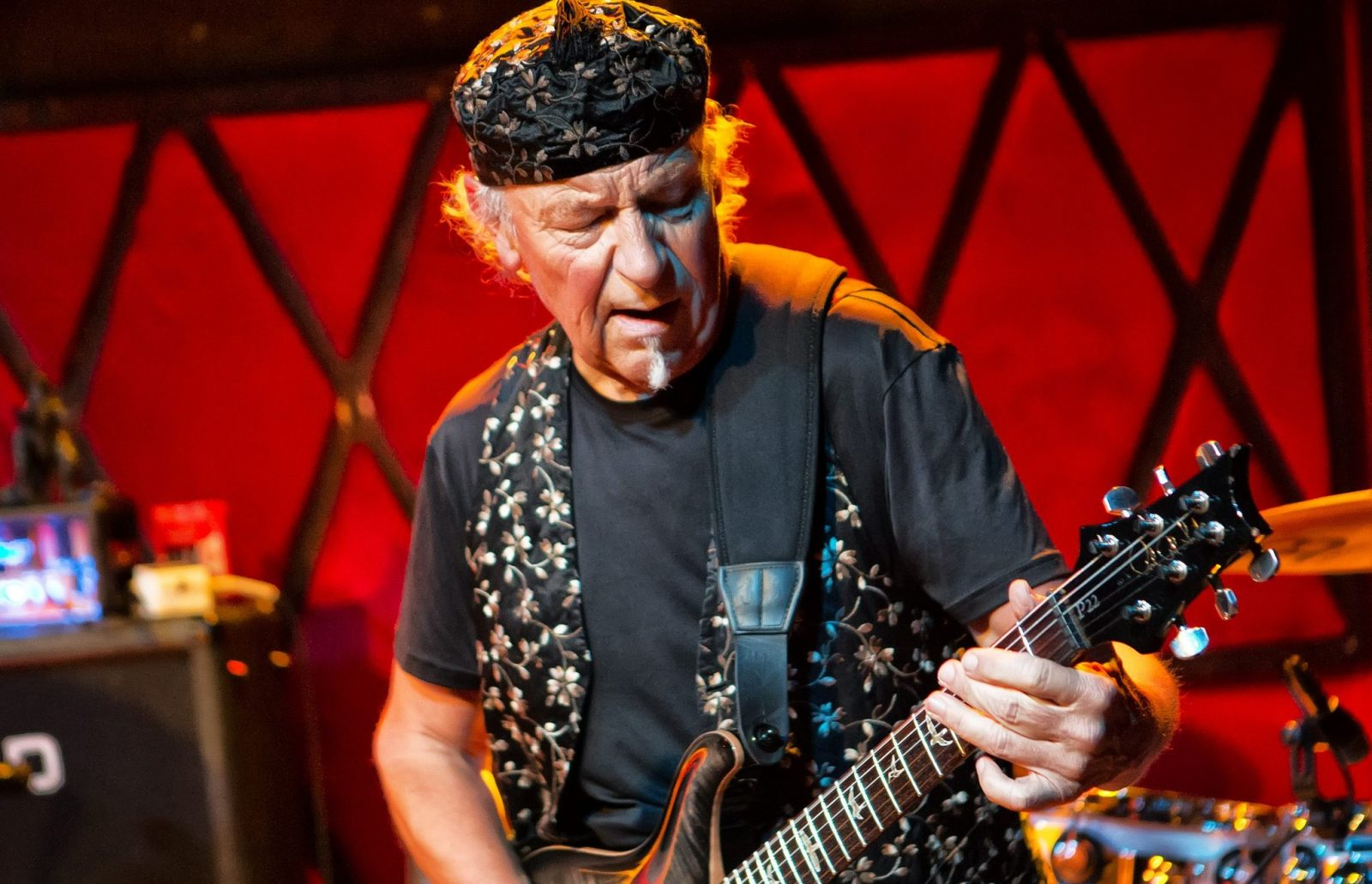 Martin Barre and his band play the Sportsmen's Tavern on Thursday.