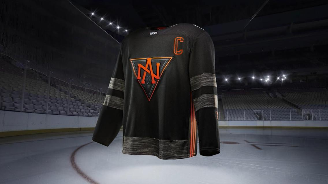 The orange and black jersey of Team North America will become a familiar sight to World Cup fans this month.