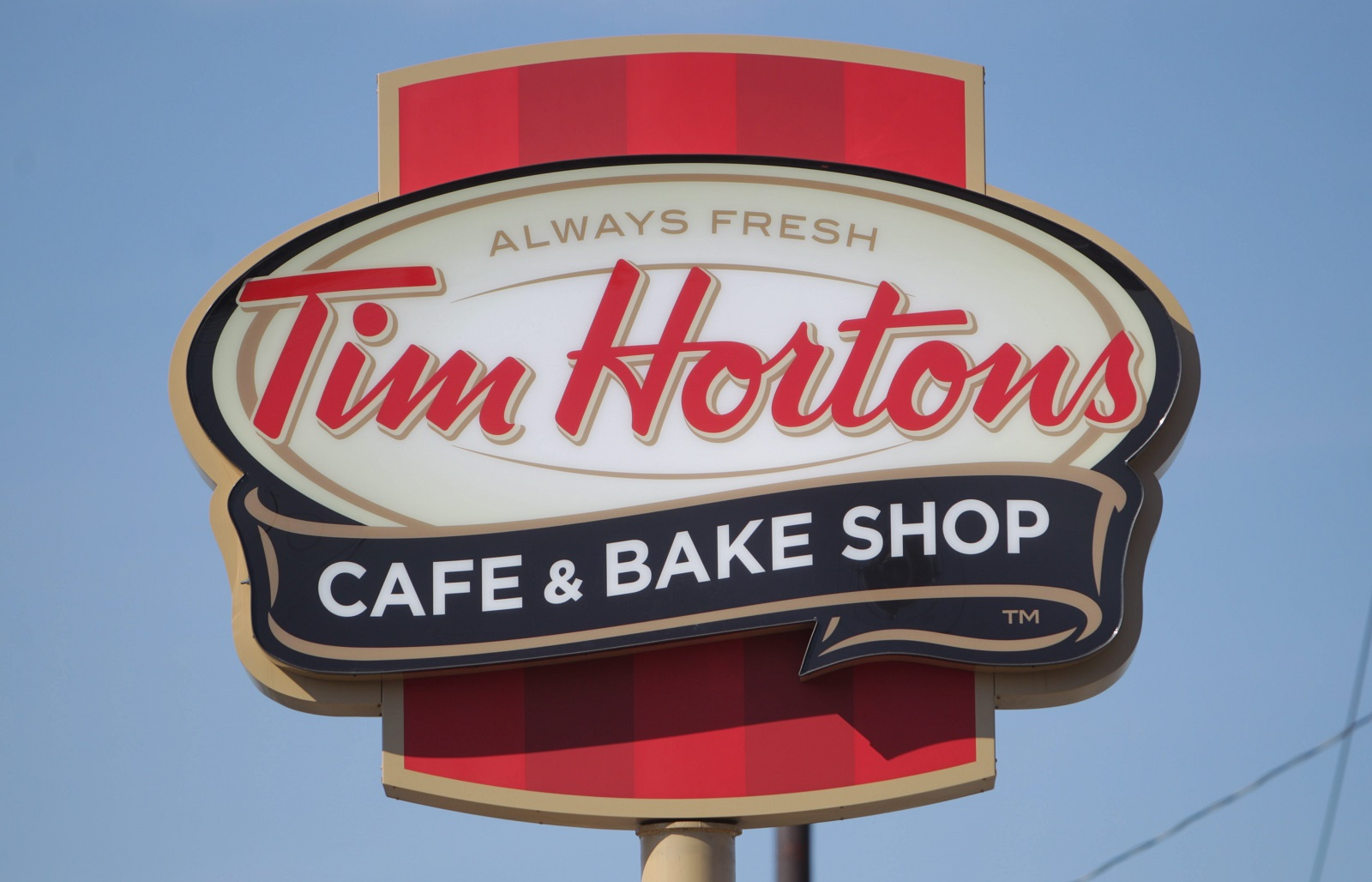 Even though Tim Hortons is heading across the pond, England doesn't appear to be ready for the popular chain. (Sharon Cantillon/Buffalo News)