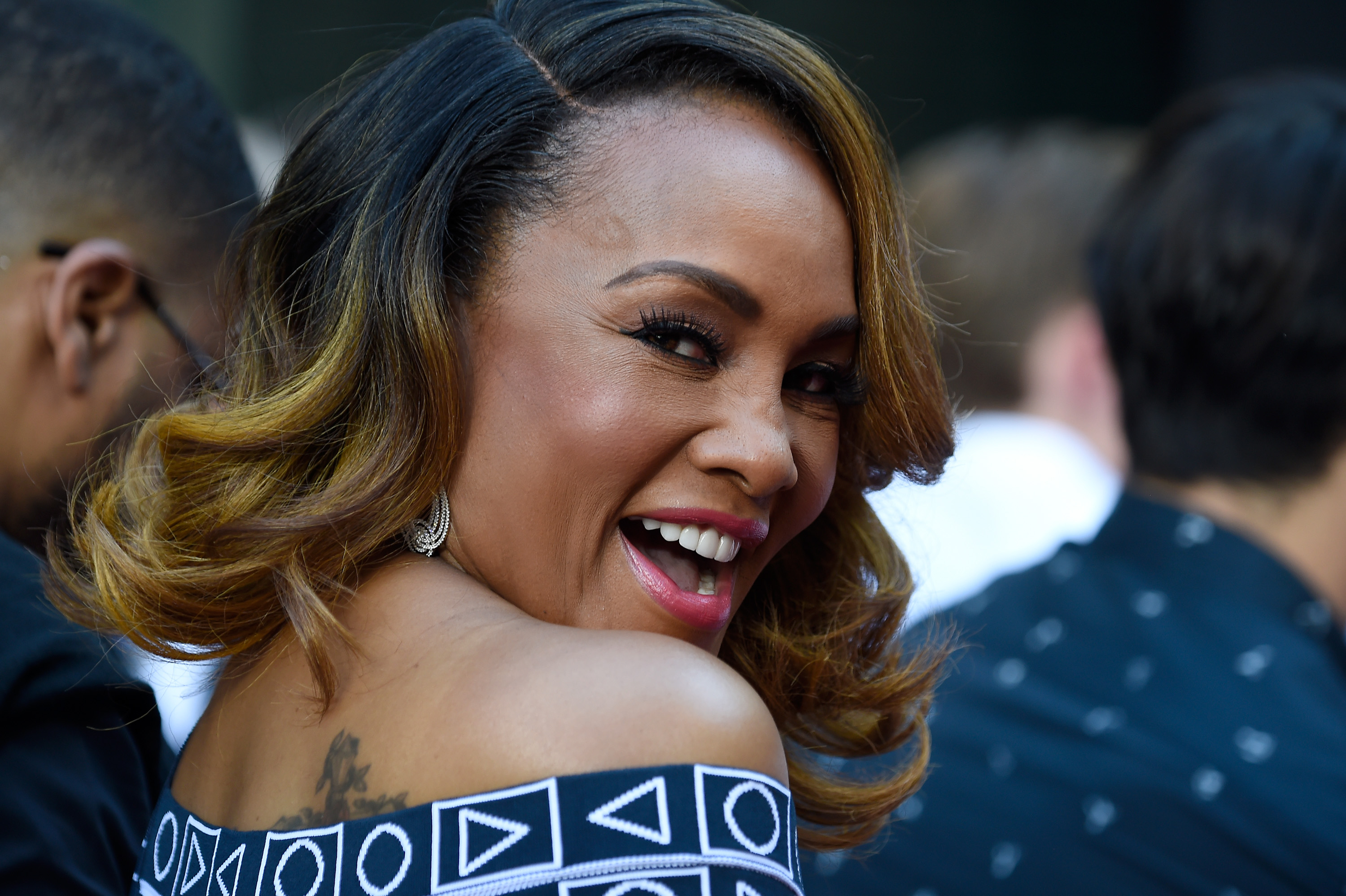 Actress Vivica A. Fox will return to Buffalo to film the sci-fi movie 'Crossbreed.' (Getty Images)