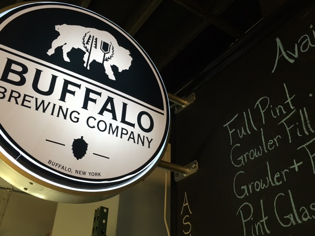 Beer news from Buffalo Brewing Co., Big Ditch, Hamburg Brewing Co., Five & 20