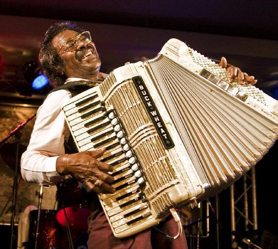 Buckwheat Zydeco was booked for the Buffalo Iron Works on Sept. 14.