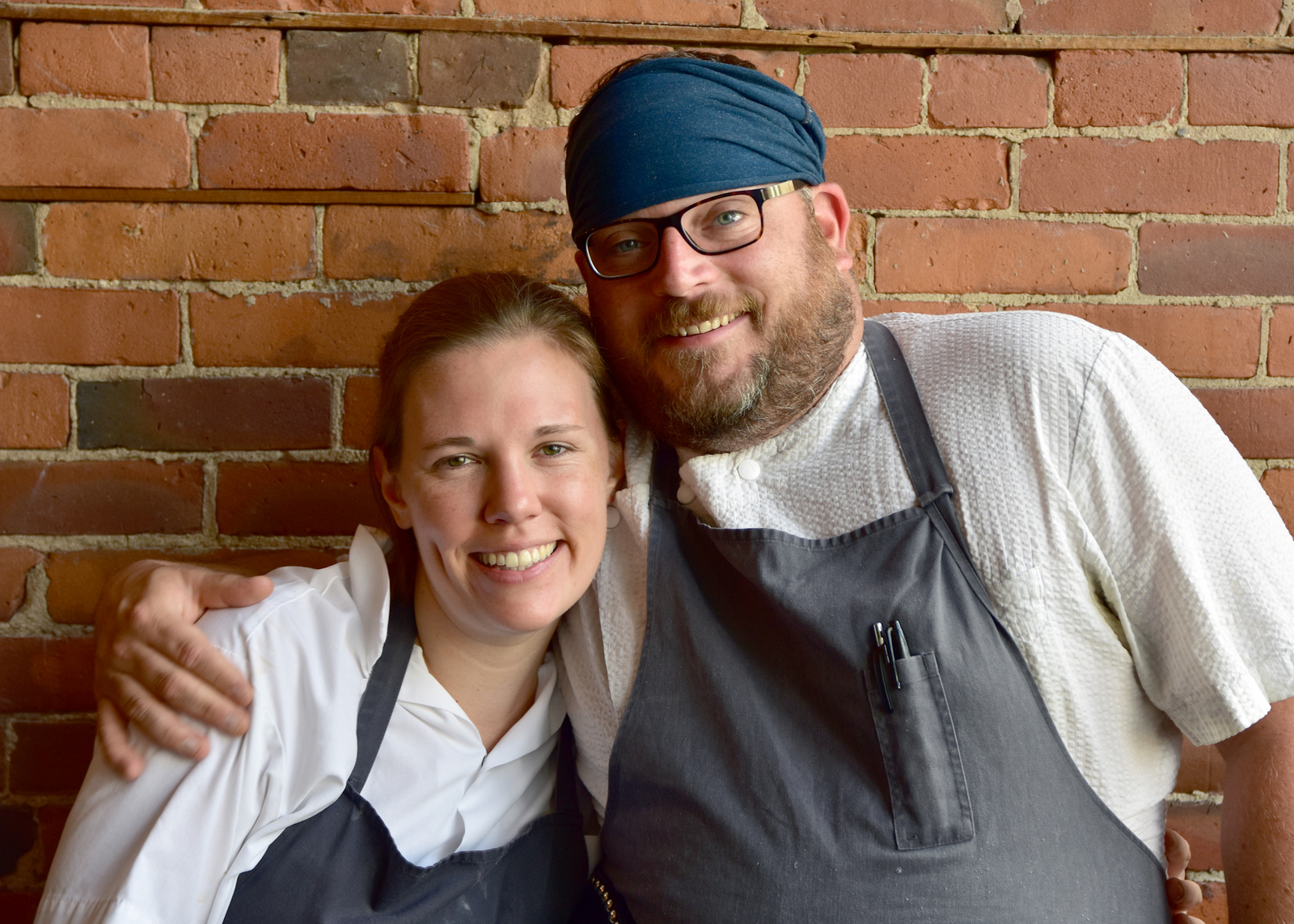 Ellen and Steven Gedra of The Black Sheep will donate half of their proceeds on Tuesday to Evergreen Health. (John Carocci/Evergreen Health)