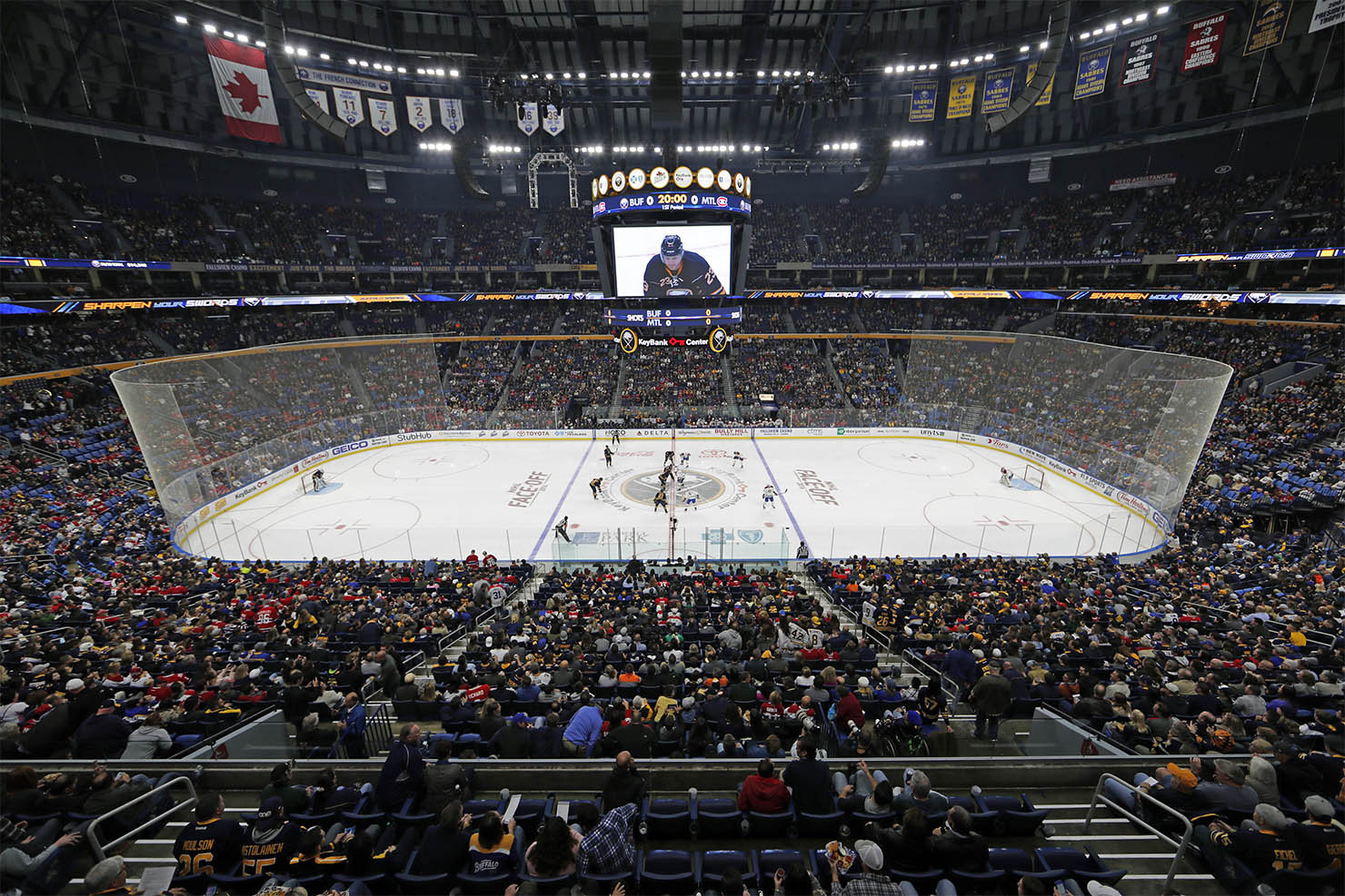 The 2016-17 Buffalo Sabres season: Game-by-game