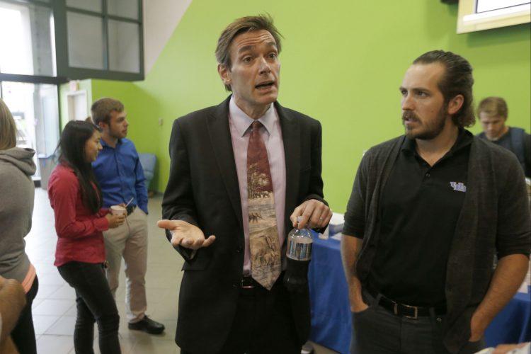 'Hero of Flint' returns to UB roots