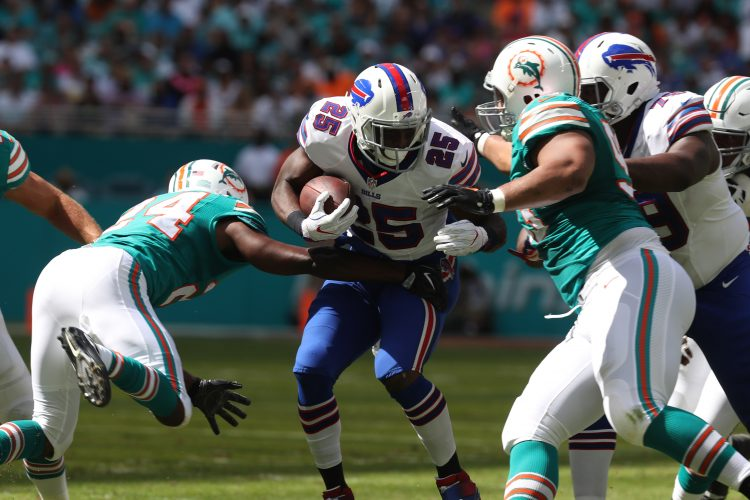 Three up, three down following Buffalo's Week Seven loss at Miami