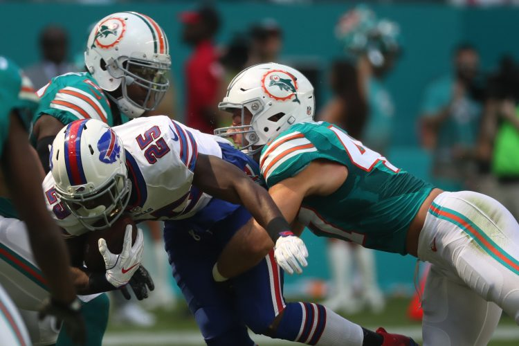 Bills notebook: McCoy says 'it just didn't feel right;' Shaq's debut & more
